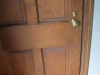 Wooden Door Restoration - After