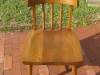 Restored Chair | Custom Woodworking by DJP Artistry
