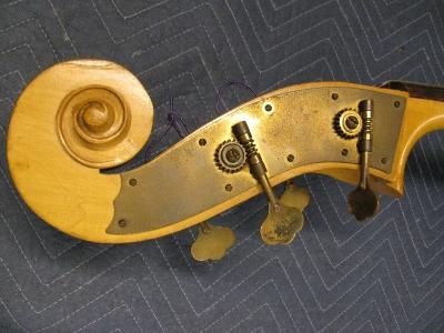Instrument Restoration   Custom Woodworking by DJP Artistry