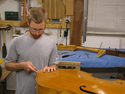 Instrument Restoration | Custom Woodworking by DJP Artistry