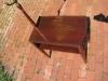 Lamp Table Restoration - Before