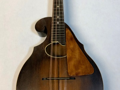 Mandolin Restoration - After 1