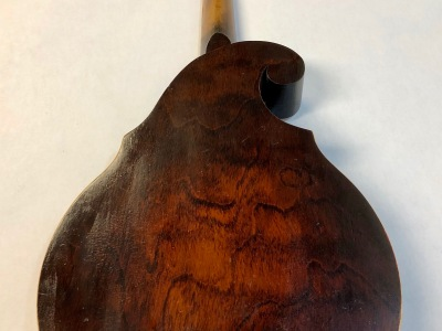 Mandolin Restoration - After 2