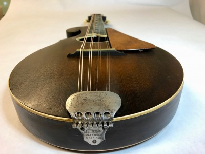 Mandolin Restoration - After 3