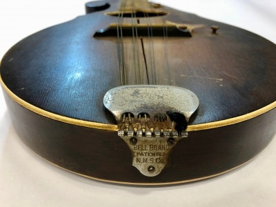 Mandolin Restoration - Before 3
