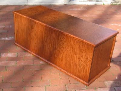 Custom Oak Box