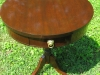 Refinished Mohagony Table  | Custom Woodworking by DJP Artistry