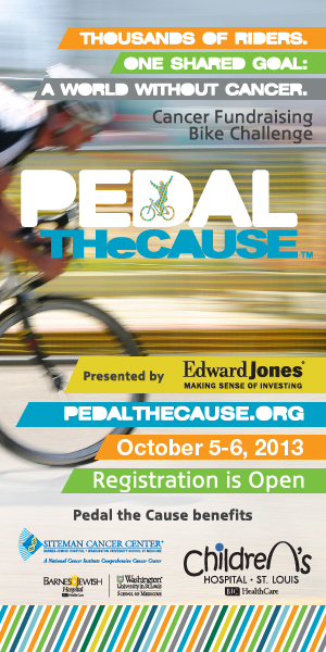 Dan Petrovic particpated in the 2013 Pedal The Cause ride! Thank you for the support!